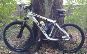Skradziono rower Scott
