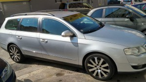 VW Passat B6 2.0 TDI CR 2008r