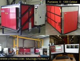 AMS-2750E standard Pit Vacuum Furnace